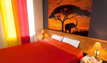Standard Room - Savanna